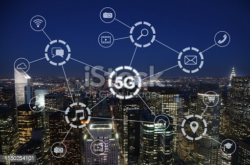681672754 istock photo 5G mobile phone network security connection internet communication 1150254101