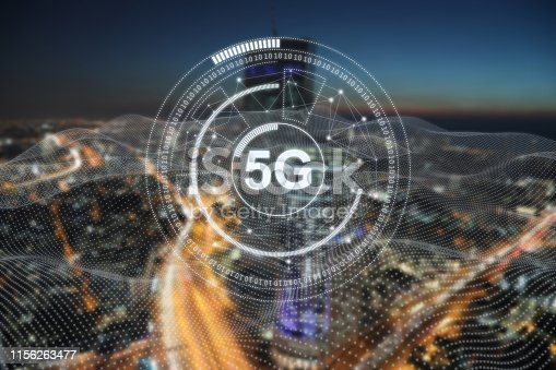 istock 5G mobile phone network security connection internet communication 1156263477