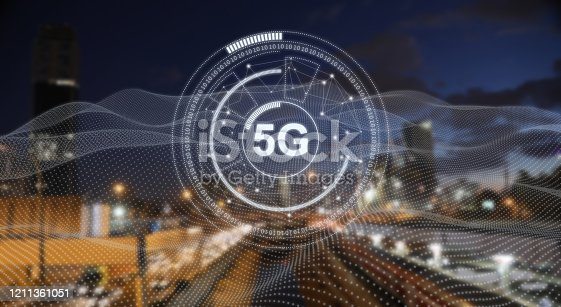 1090039252 istock photo 5G mobile phone network security connection internet communication 1211361051