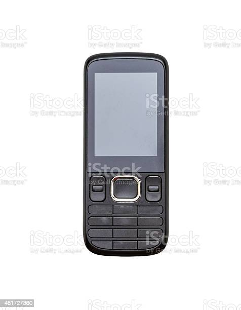 Mobile phone on white isolate with clipping path picture id481727360?b=1&k=6&m=481727360&s=612x612&h=po9zzmnhljpurjnnlejcfjygrtrg9kuxlief abdn g=