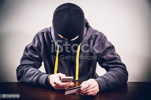 istock Mobile phone payment hacking 521431510