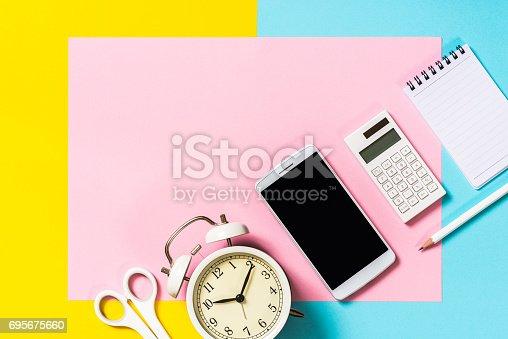 istock Mobile phone 695675660