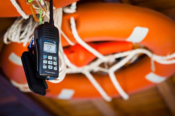 Handy gebunden mit Seil Leben preserver – Foto