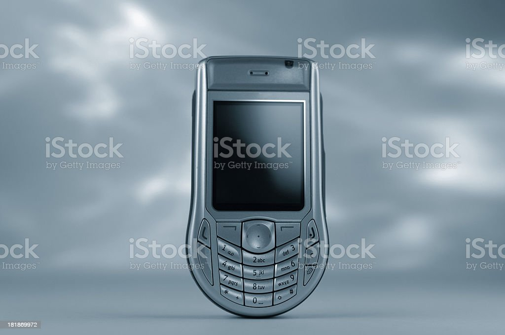 mobile royalty-free stock photo