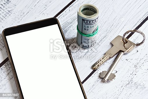 923038914istockphoto Mobile real estate application concept 842857842