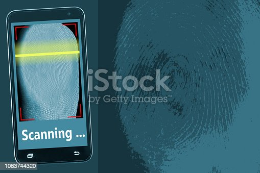 istock Mobile Security Application 1083744320
