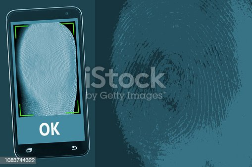 istock Mobile Security Application 1083744322