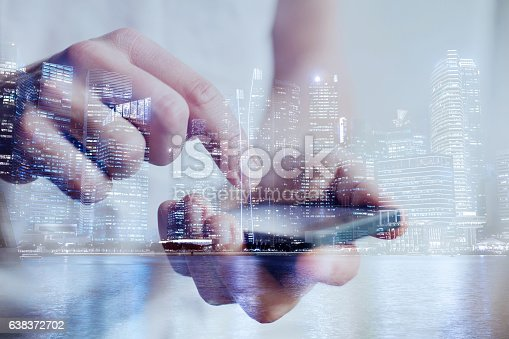 474953508 istock photo mobile technology on smartphone application 638372702