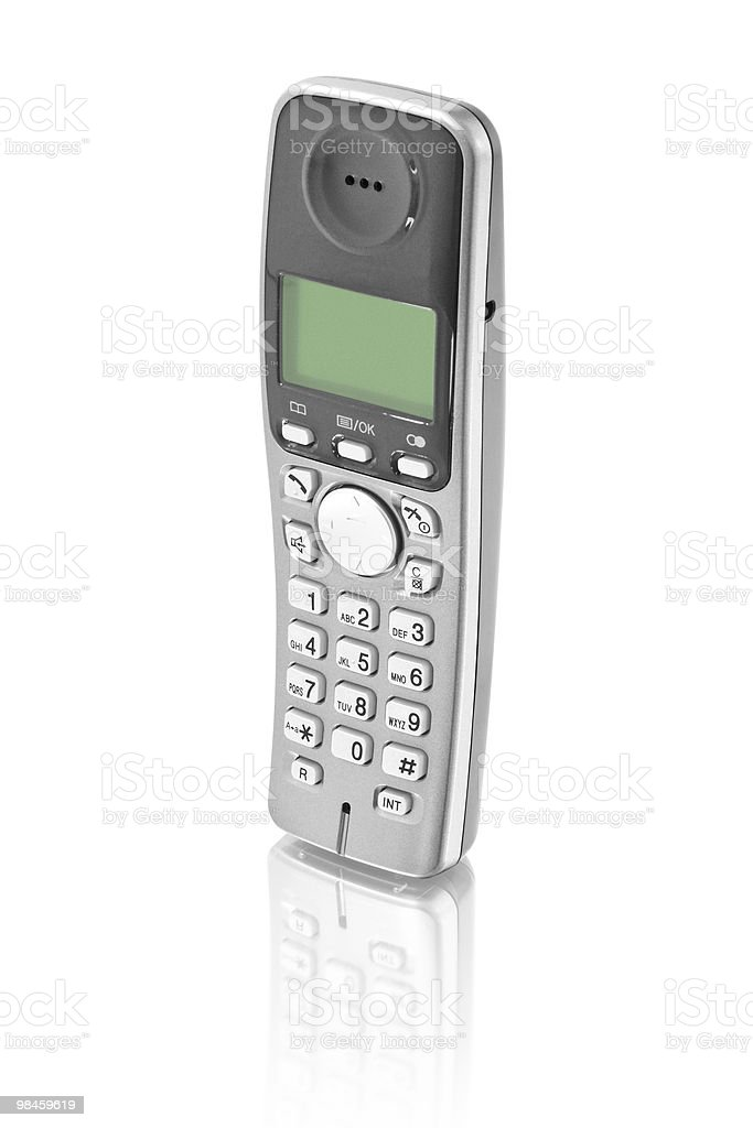 mobile telephone royalty-free stock photo