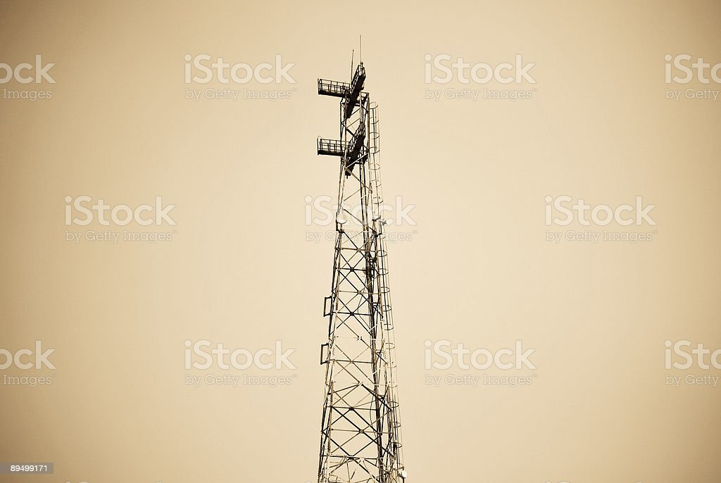 Cellulare Torre di foto stock royalty-free