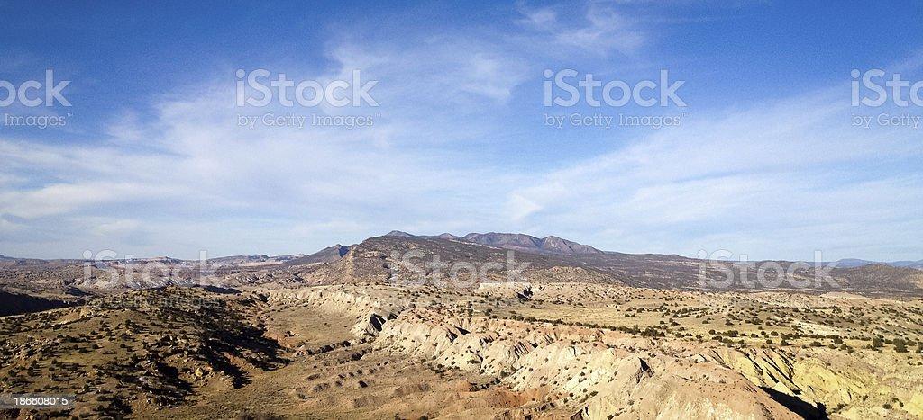 mobilestock badlands landscape panoramic royalty-free stock photo