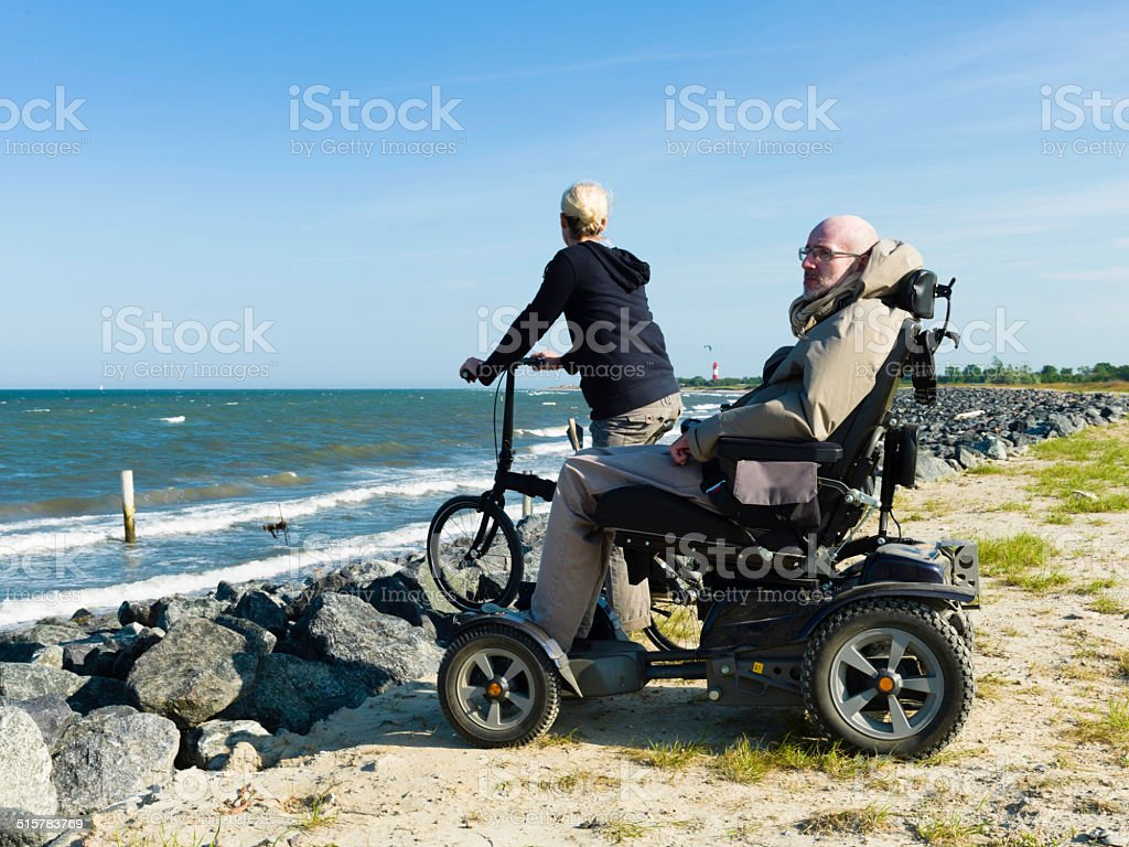 mobility and personal assistance, stock photo