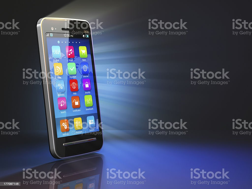 Mobility concept stock photo