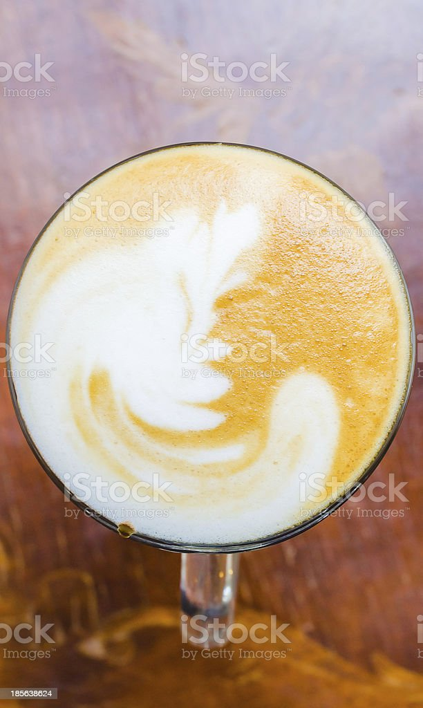 Mocha royalty-free stock photo