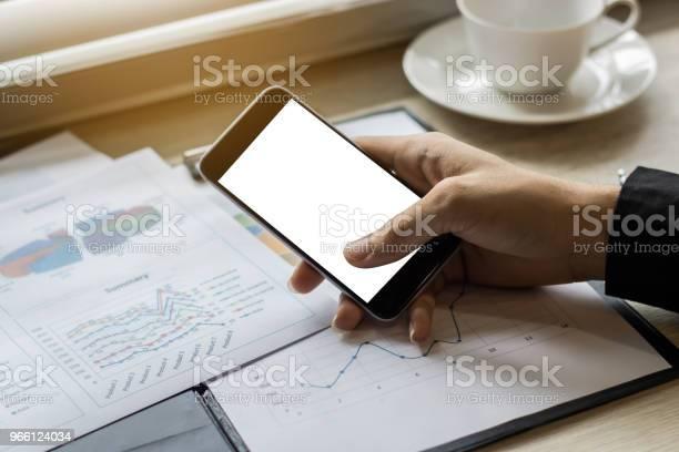 Håna Upp Affärsman Med Smart Phone-foton och fler bilder på Affärsman