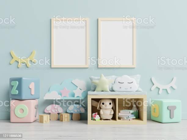 Mock up poster frame in children roomkids roomnursery mockup picture id1211886536?b=1&k=6&m=1211886536&s=612x612&h=soeqrrr6ltlfifbdwbegv2x4w2zoq0xnuuj053k0pum=