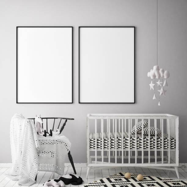 Mock up poster frames in children bedroom scandinavian style interior picture id686649088?b=1&k=6&m=686649088&s=612x612&w=0&h=jwthg3wbfyp4cvmzcrt aejcm3lsvoidpk54lsua2js=