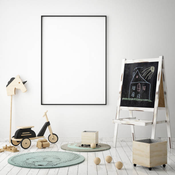 Mock up poster frames in children bedroom scandinavian style interior picture id686649106?b=1&k=6&m=686649106&s=612x612&w=0&h=grlobwexwx isq9tidxkg co0v wl3lwg qilfn5iz0=