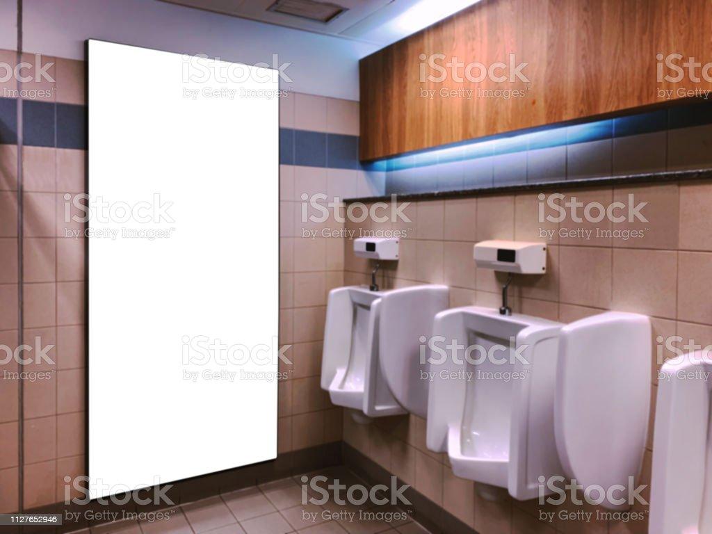 Dans Les Toilettes Boite