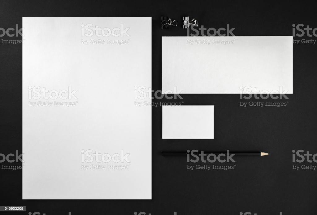 Mockup for placing your design stock photo