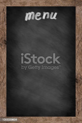 1077234988istockphoto mockup of chalk board vertical background texture for advertise or show product:blackboard montage picture concept 1053339604