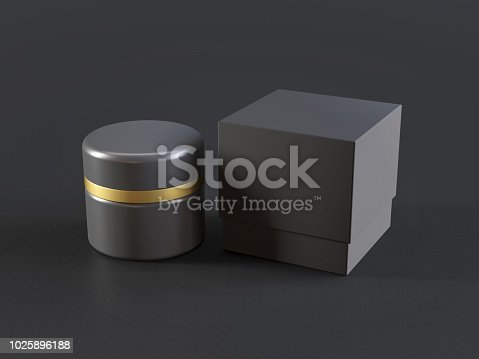 Make-Up, Cream - Dairy Product, Moisturizer, Container, Bottle