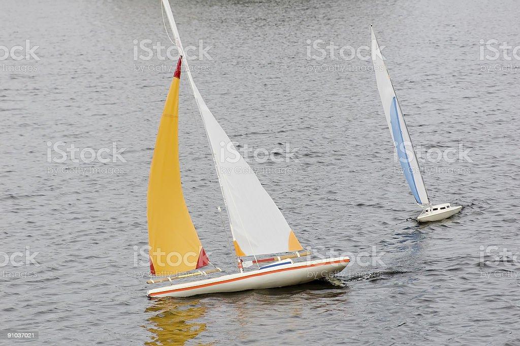 model boat 2 royalty-free stock photo