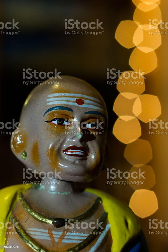 Model Buddha royalty-free stock photo