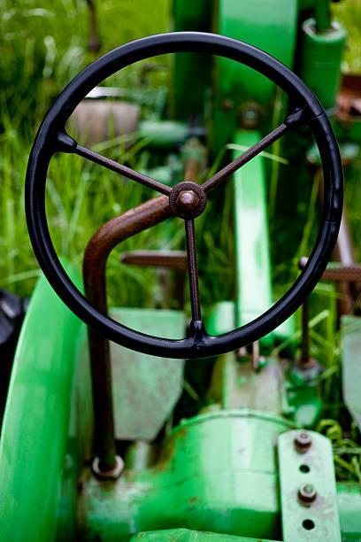 Model L Tractor stock photo