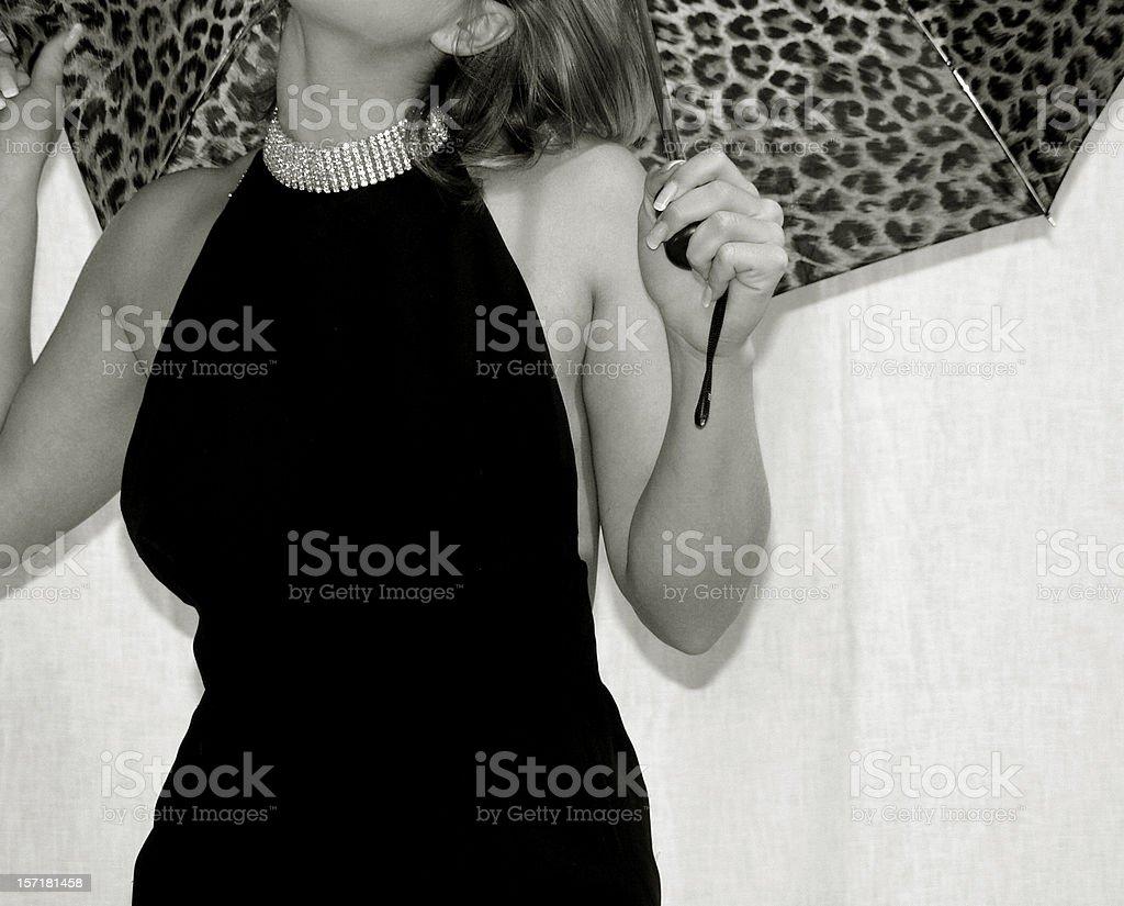 Model..... royalty-free stock photo
