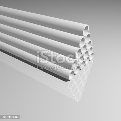 istock 3D model pipe background 181913007