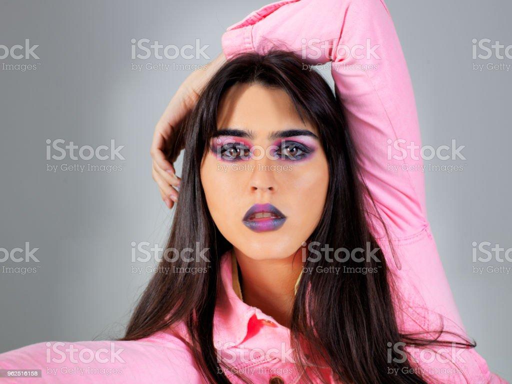 posando de modelo - Foto de stock de Adulto royalty-free