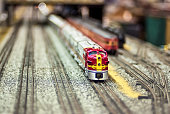 istock Model Train 478025448
