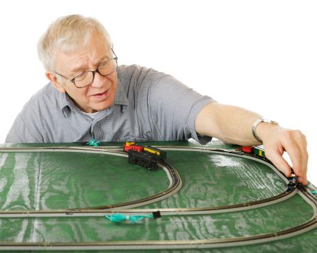 Model Train Senior