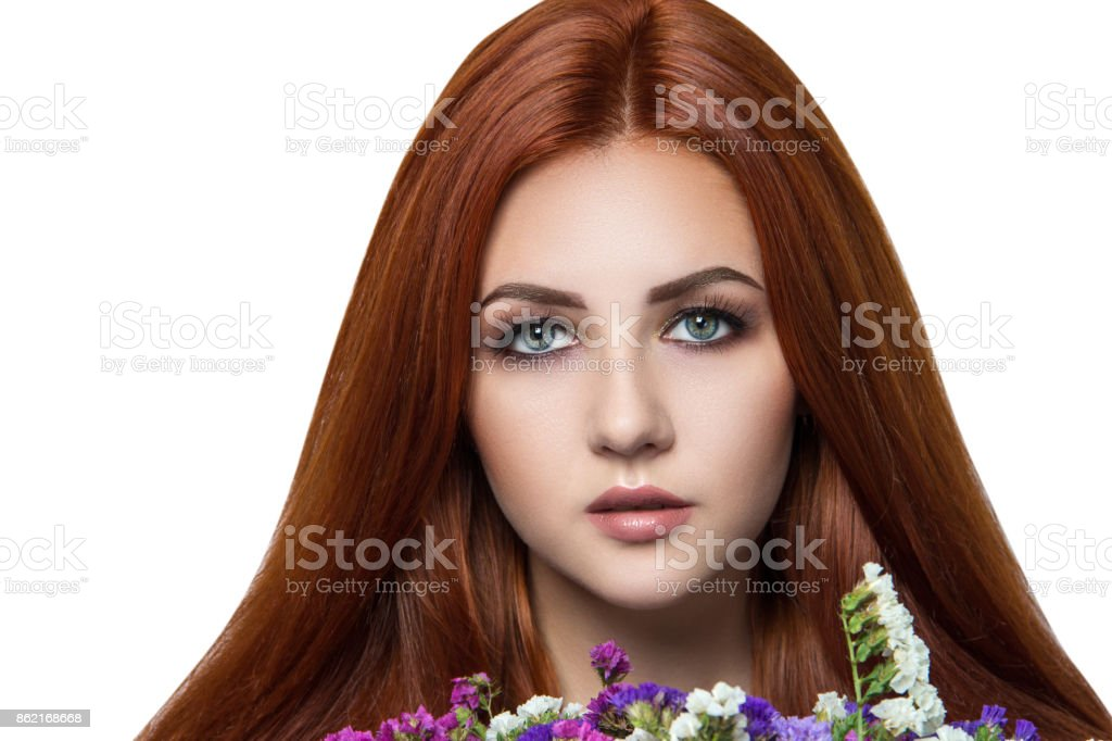 model woman beauty stock photo