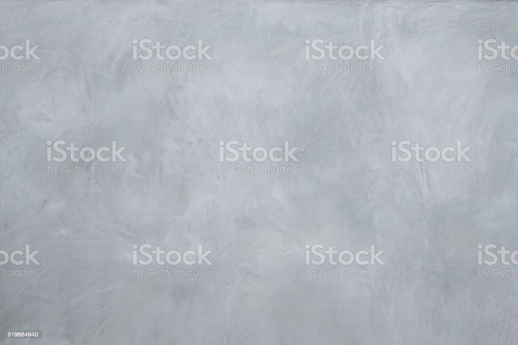 Modeled Grey Stucco Wall Background stock photo