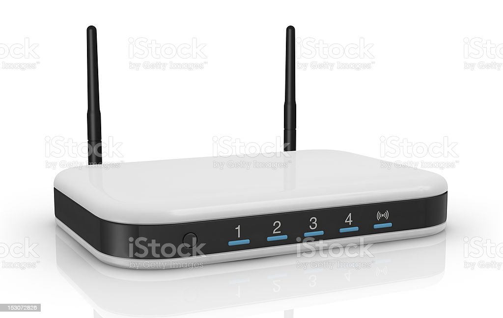 modem router stock photo