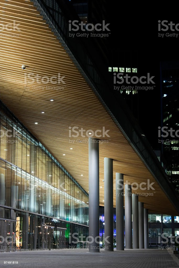 Moden Architecture royalty-free stock photo