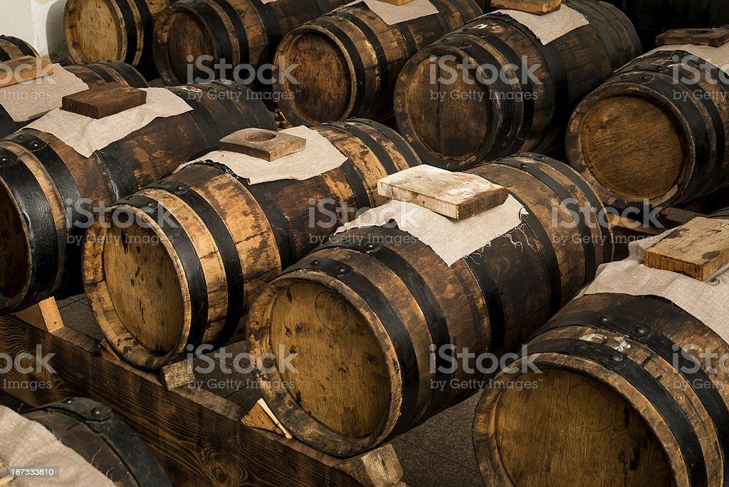 modena balsamic vinegar stock photo