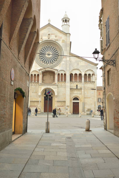 Modena Cathedral in Old Town