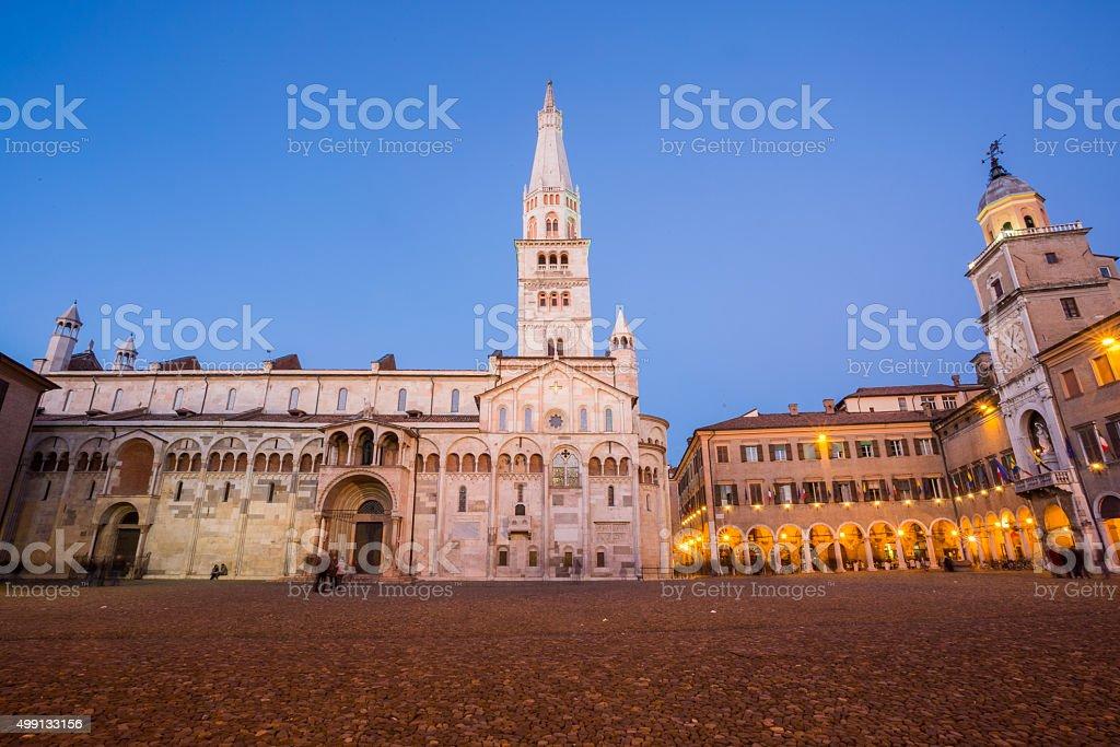 Modena, Italy stock photo