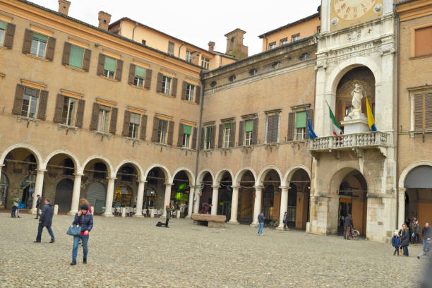 Modena Town Hall in Main Square