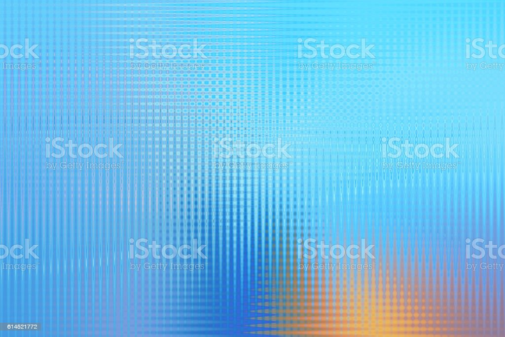 Moderm, Muted, Abstract Background, Defocused Chromatic Style, Crosshatch Pattern, Fullframe stock photo