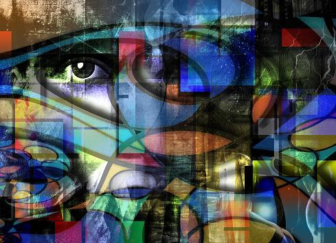 istock Modern Abstract 918180704
