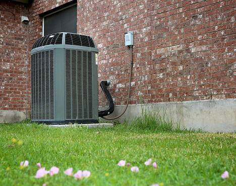 Modern Ac Stock Photo - Download Image Now