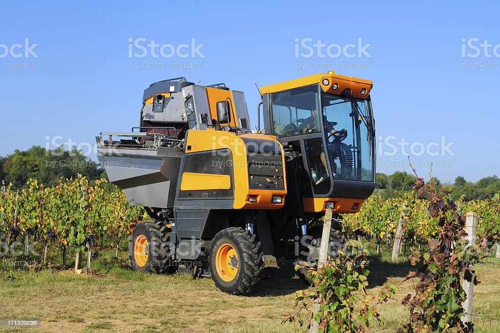 Moderne Landwirtschaft-XL - Lizenzfrei Agrarbetrieb Stock-Foto