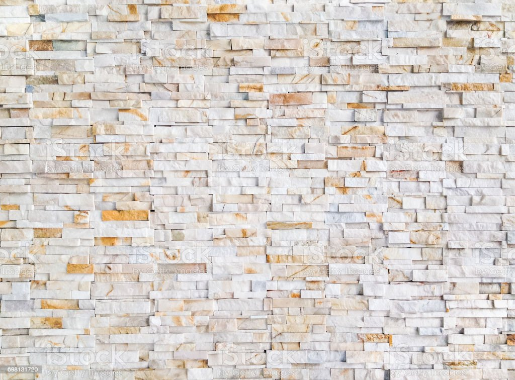 Modern And Traditional Yellow Gold Tile Stone Panel Outdoor Wall Pattern Background For Retaining System