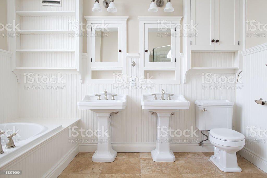 Salle de bains moderne - Photo