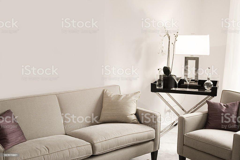 Modern apartment 1 royalty-free stock photo