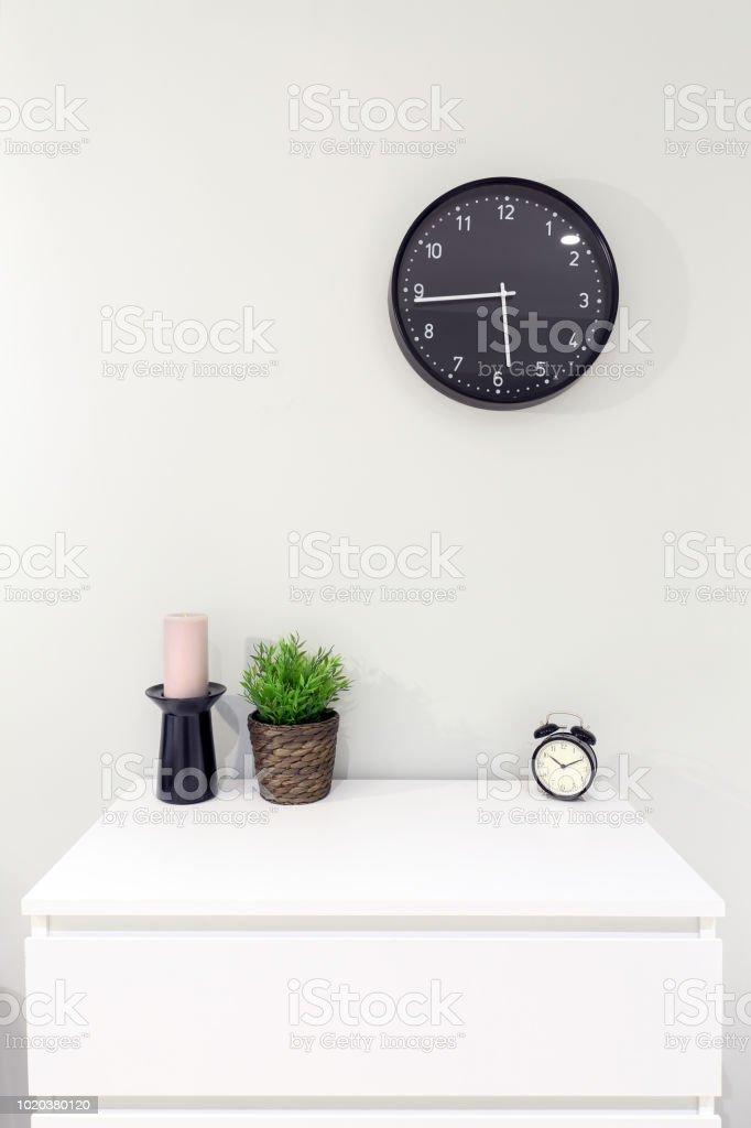 Moderne Wohnung Dekoration Stockfoto Und Mehr Bilder Von